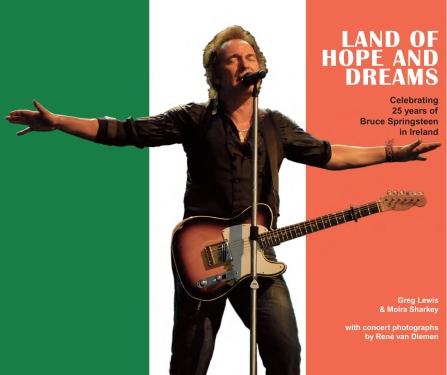 Land of Hope and Dreams, Greg Lewis & Moira Sharkey