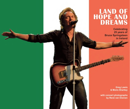 Land of Hope and Dreams, Greg Lewis & Moira Sharkey