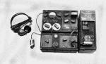 SOE radio set