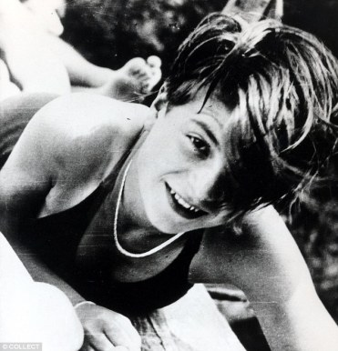 Sophie Scholl - photo taken by her brother Werner.