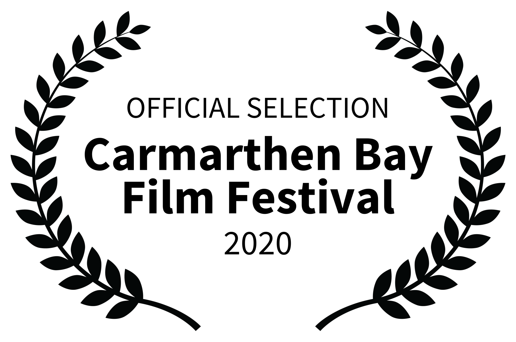 OFFICIAL SELECTION - Carmarthen Bay Film Festival - 2020